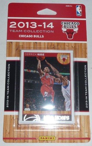 Joakim Noah Card (Chicago Bulls 2013 2014 Hoops Factory 9 Card Team Set with Derrick Rose & Joakim Noah)