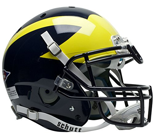 Michigan Wolverines Officially Licensed XP Authentic Football Helmet by Schutt