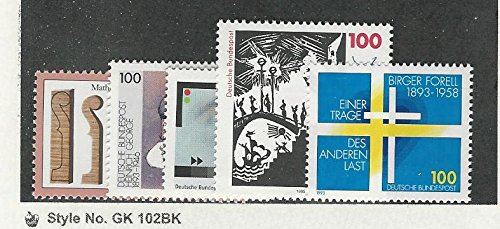 Germany, Postage Stamp, 1808-1812 Mint NH, 1993