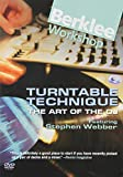 Turntable Technique: The Art of the DJ [Import]