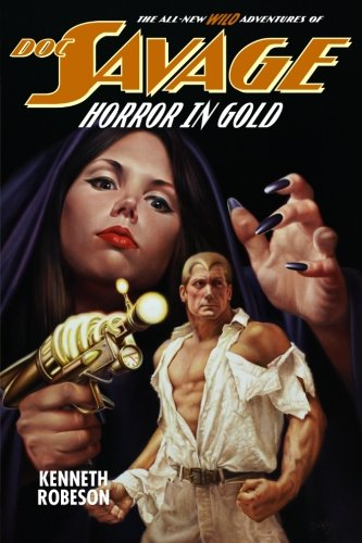 Free Doc Savage: Horror in Gold