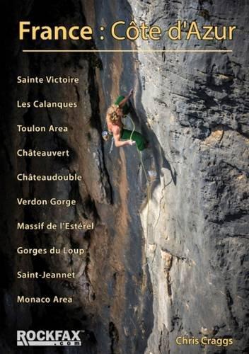 France: Cote d'Azur: Rockfax Rock Climbing Guide