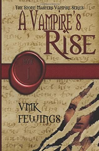 book cover of A Vampire\'s Rise