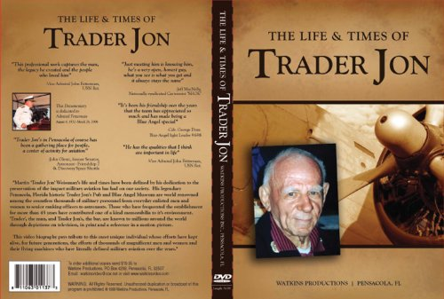 Pensacola Screen - The Life & Times of Trader Jon