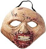 Trick Or Treat Studios Men's Walking Dead-Rotted Walker Face Mask, Multi, One Size