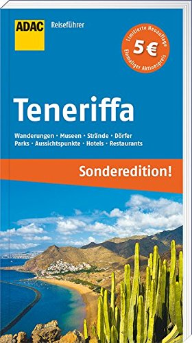 ADAC Reiseführer Teneriffa (Sonderedition)