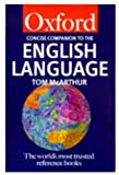 The Concise Oxford Companion to the English Language, Tom Mcarthur, 0192800612