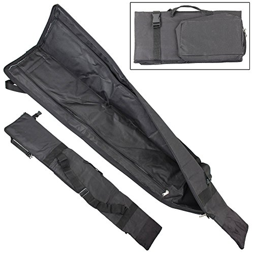 (Black Nylon Challenger Portable Sword Bag)
