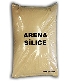 Gre AR200 - Arena Sílex para Piscina, Saco 25 kg: Amazon.es: Jardín