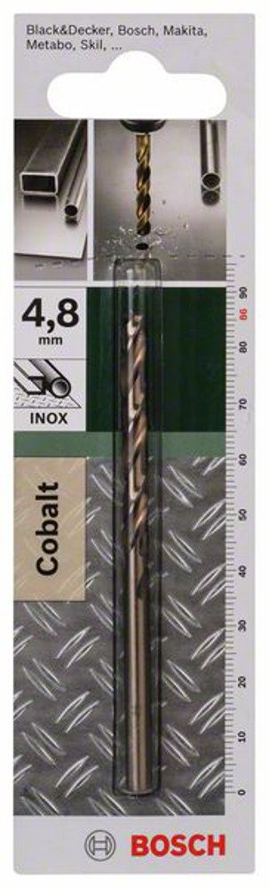 Bosch DIY Metallbohrer Cobalt (Ø 5 mm) 2609255072