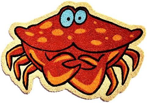 Calloway Mills Home More 120312436 Crab Doormat 24 x 36