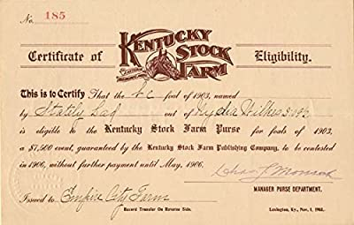 Kentucky Stock Farm