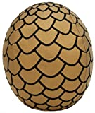 Factory Entertainment Game of Thrones Dragon Egg Gold Plush