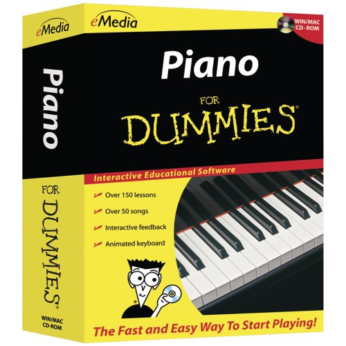 eMedia Piano For Dummies v2 - Music Midi Christmas Piano