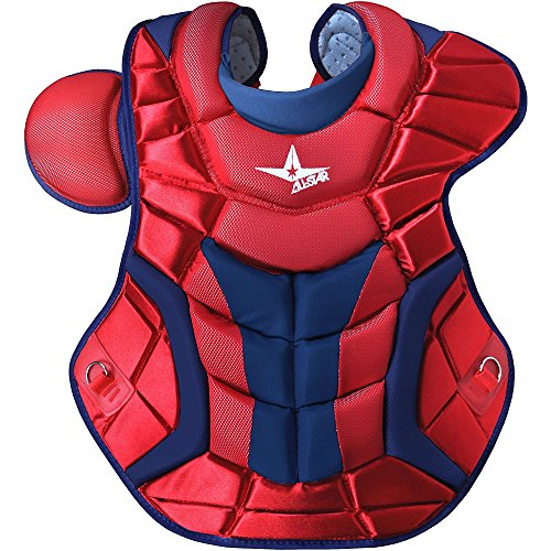 "AllStar Adult System 7 16.5"" Pro Chest Protector"