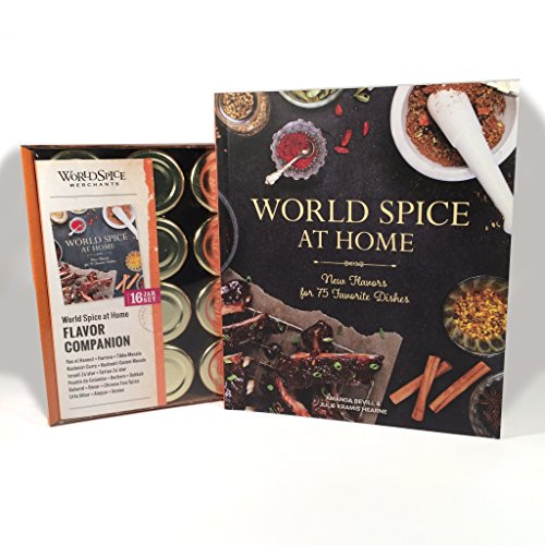 World Spice at Home Gift Set