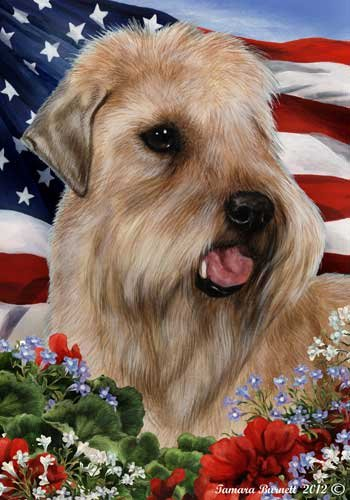Review Wheaton Terrier Dog Breed