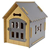 PAWZ Road Indoor Outdoor Dog House Puppy Cat Shelter