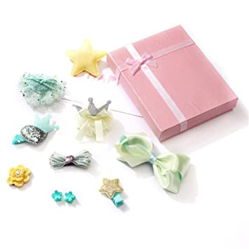 Amazon.com: Hair Accessories for Girls Barrettes