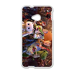 Cool-Benz toy story that time forgot Phone case for Htc one M7