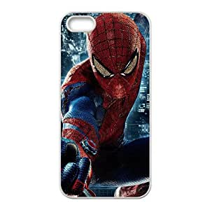 DIY iPhone 5,5S phone case With Spide Man Pattern , Perfectly Fit Your Smartphone