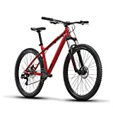 Diamondback Bicycles Hook 27.5 Wheel Mountain Bike, Red, Small