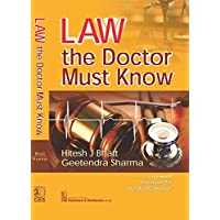 Law The Doctor Must Know (Pb 2017)