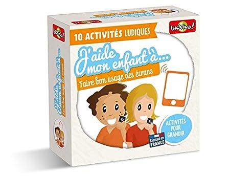 J'Aide Mon Enfant à - Faire Bon Usage des Ecrans