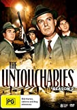 The Untouchables Season 2 | Robert Stack | NON-USA Format | PAL Region 4 Import - Australia