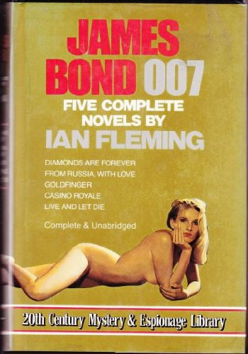 James Bond 007: Diamonds Are Forever / From Russia with Love / Goldfinger / Casino Royale / Live and Let Die