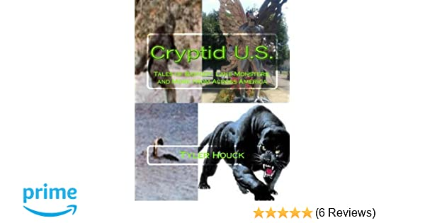 Amazon com: Cryptid U S : Tales of Bigfoot, Lake Monsters