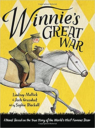 Image result for winnie's great war amazon