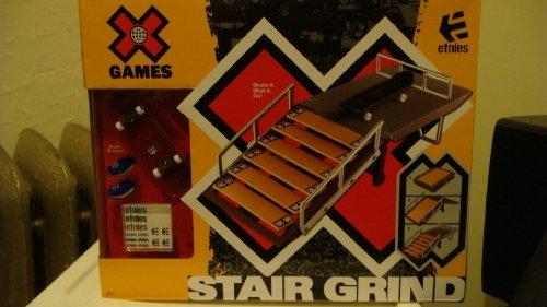 Etnies X Games Stair Grind