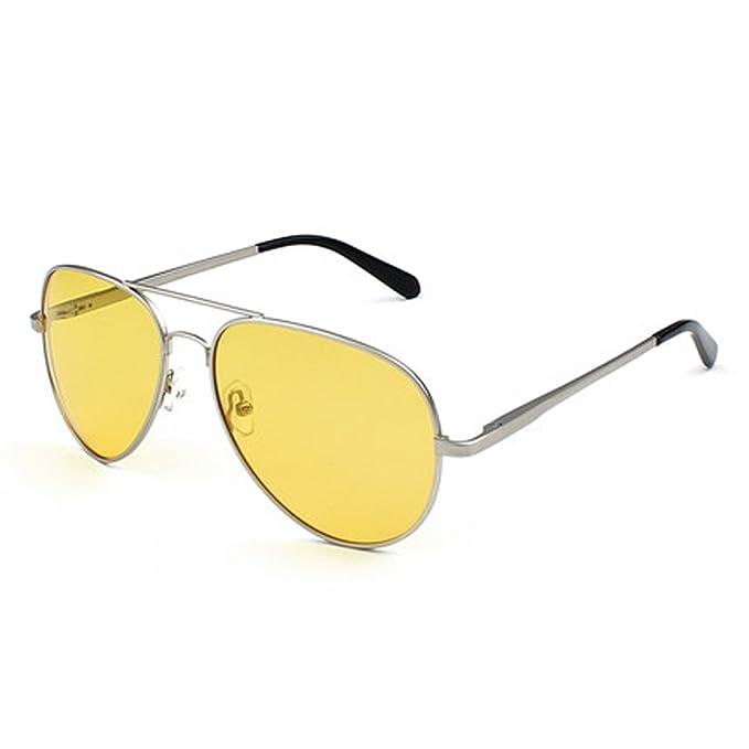 7a06ba571c Gafas de visión nocturna Gafas de conducir especiales para el conductor para  el día Espejos para hombres y mujeres en cuclillas, B: Amazon.es: Ropa y ...