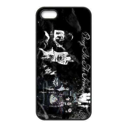Bring Me The Horizon 014 coque iPhone 5 5S cellulaire cas coque de téléphone cas téléphone cellulaire noir couvercle EOKXLLNCD22447