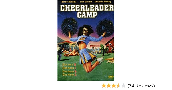 number one cheerleader camp cast