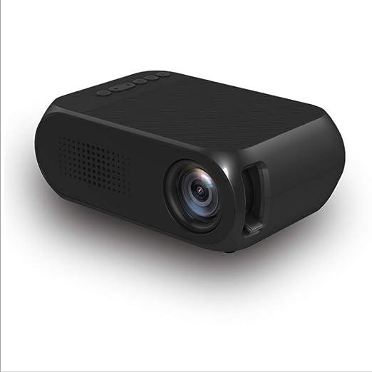 ZGYQGOO Mini proyector MAX 180