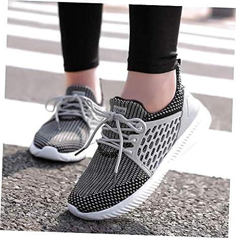 b8b97269e1b578 Amazon.com  Shoes Gray Size US 6.4  UK 4.5  EU 37 Walking Shoes ...