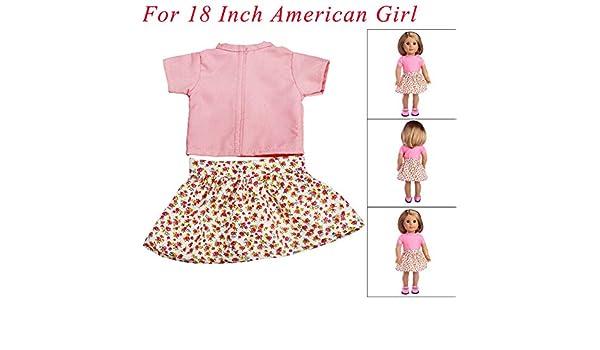 tianranrt accesorios vestido juguete muñeca ropa perchero ...