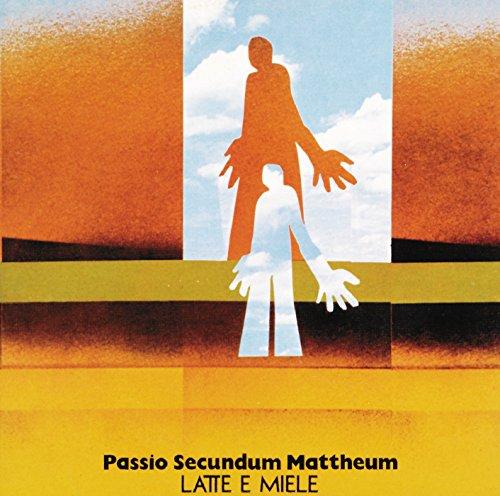 Price comparison product image Passio Secundum Mattheum