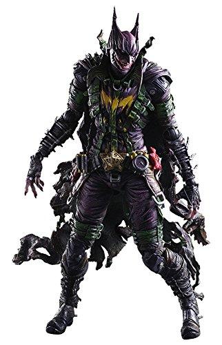 Square Enix DC Comics Variant Play Arts Kai Batman Rogues Gallery Joker Action Figure