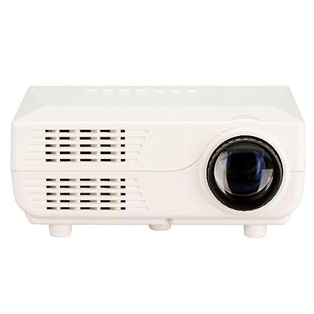 Proyector Portátil Mini WiFi Proyector De Cine En Casa Full HD ...