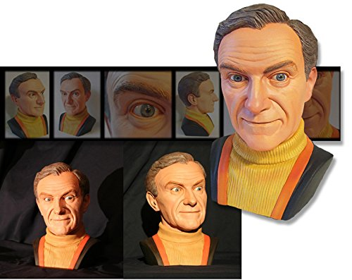 Davis Marketing Lost in Space: Dr. Zachary Smith 3:4 Scale Bust