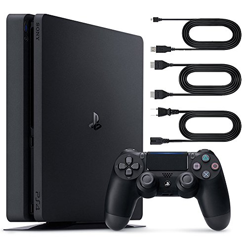 PlayStation 4 Slim 1TB Console (Certified Refurbished)