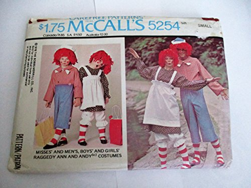 Ragge (Raggedy Ann Costume And Andy)