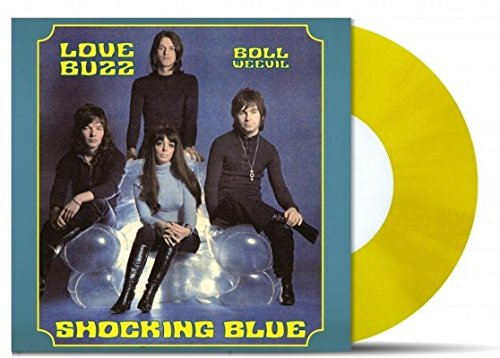 Shocking Blue: Love Buzz / Boll Weevil (Colored Vinyl) Vinyl 7
