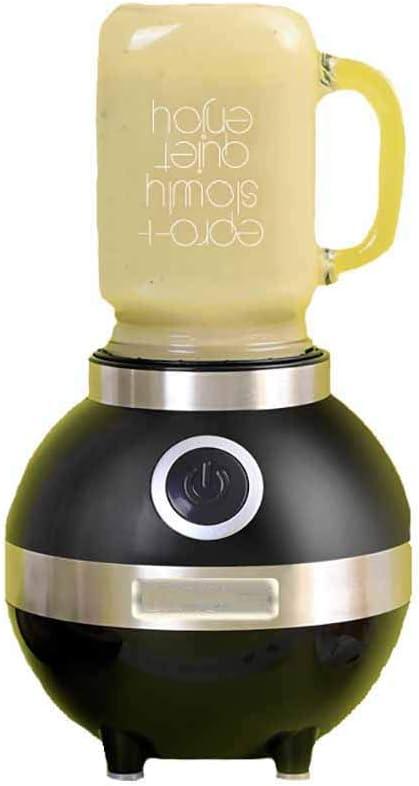 HONG Licuadora del Juicer con, Máquina Automática Casera del Jugo La Fruta Y Verdura,Black: Amazon.es: Hogar