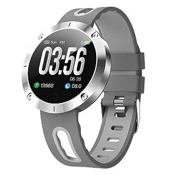DLIBIG Reloj Inteligente Smartwatch Hombre Mujer Pulsera ...