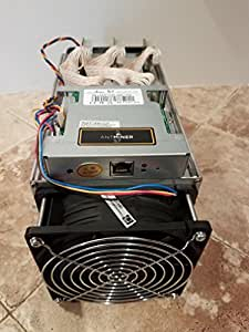 Antminer S7 ~4.73TH/s @ .25W/GH 28nm ASIC Bitcoin Miner