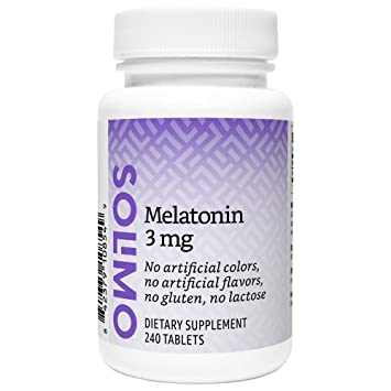 Amazon.com: Marca: Solimo Melatonin., B079C7H8PH-PARENT, 1 ...